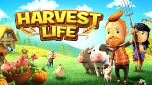 Harvest life digital Nintendo switch - £7.99 @ Nintendo eShop