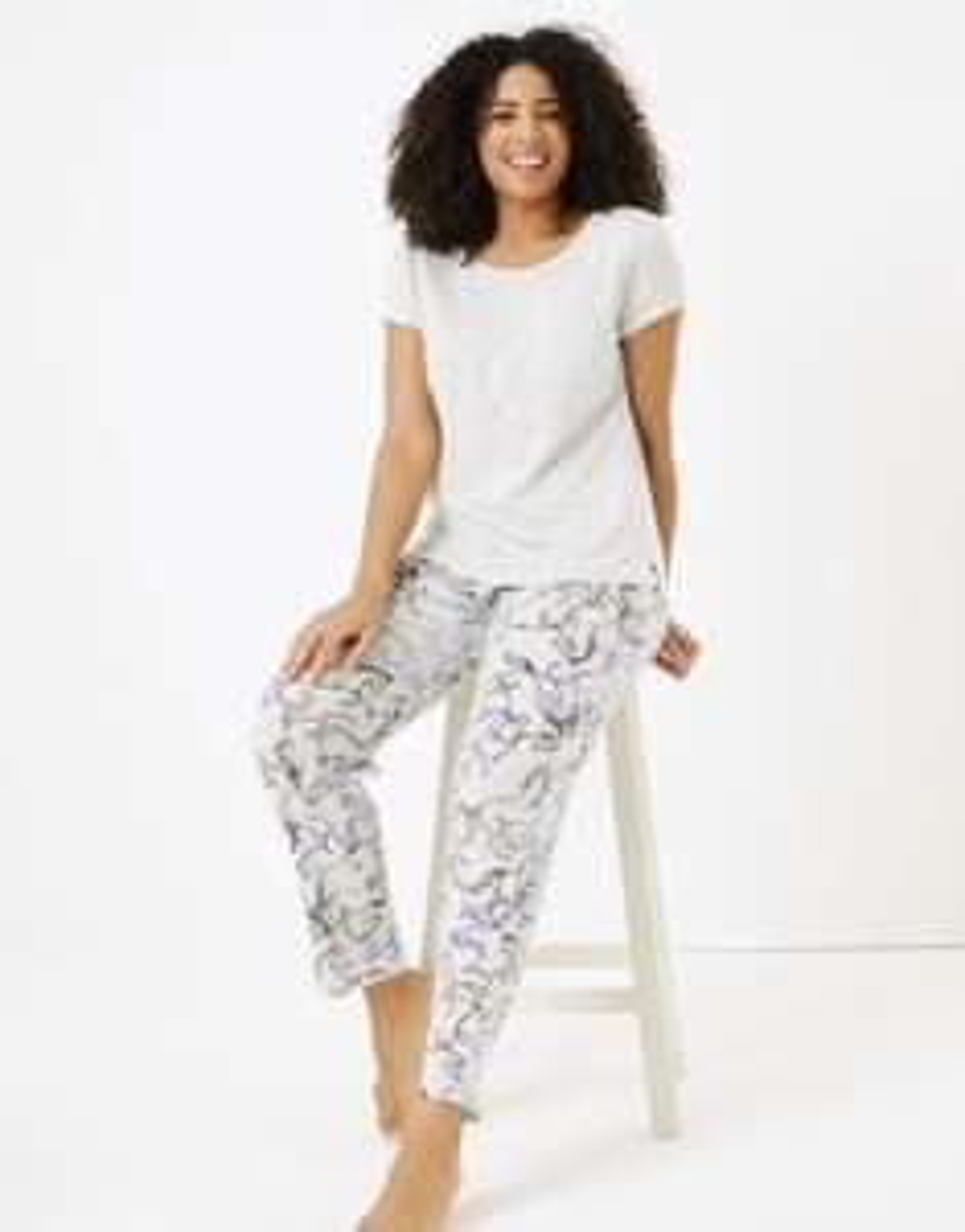 M&S Ladies Horse pyjamas set for £1.49 instore at Marks & Spencer Gyle Edinburgh