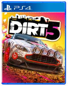 Dirt 5 PS4 & Xbox One - £39.95 delivered @ The Game Collection