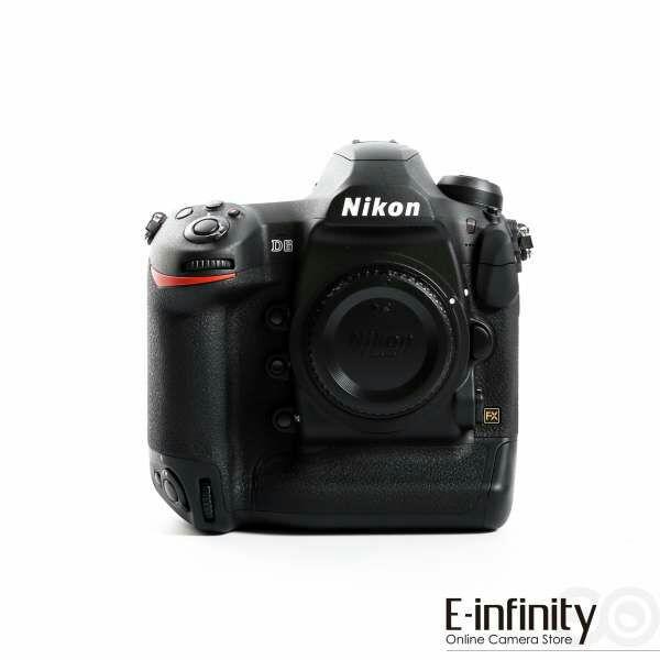 Nikon D6 (Body Only) Camera - £5,189 @ E-Infinity Online Camera Store