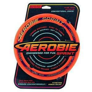 Aerobie Sprint 10 Inch Outdoor Flying Ring at Argos Ebay for £8 (free C&C or £3.95 delivery)