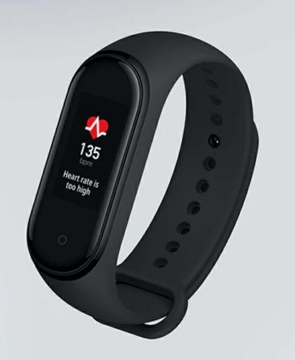 Xiaomi Mi Band 4 , AMOLED Screen, Heart Rate Fitness Tracker Bluetooth 5.0 Waterproof £15.74 New User @ Xiaomi MC Store / Aliexpress