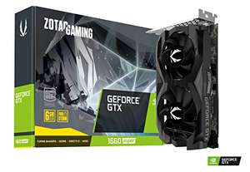 Zotac GAMING GeForce GTX 1660 SUPER Twin Fan, £214.98 Delv From Amazon