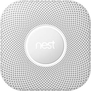 Nest Protect Smoke & Carbon Monoxide Alarm Wired S3003LWGB- £75 with code @ Toolstation