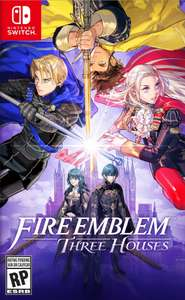Fire emblem three houses ex rental ( potentially £16.12 with payback points) £32.25 at Boomerang Video Game Rentals