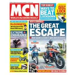 Great Magazines - 12 Month Motorcycle News Subscription £60.59