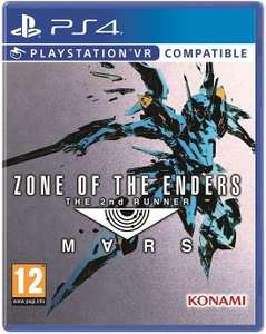 Zone Of The Enders 2nd Runner Mars (PS4) - £4.70 delivered @ The Game Collection
