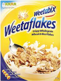 Weetabix Weetaflakes (375g) - £1.00 @ One Below (Berkshire)