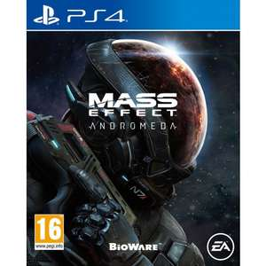 [PS4/Xbox One] Mass Effect: Andromeda - £4.95 Delivered @ The Game Collection