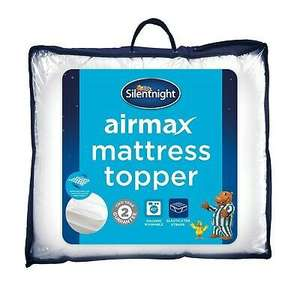 Mattress Topper: Single to Super King - from £23.49 - £34.99 @ branded_bedding eBay