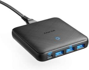 Anker USB C Charger,65W 4 Port PIQ 3.0 & GaN Fast Charger PowerPort Atom III Slim Wall Charger 45W Power Delivery £27.99 @ AnkerDirect & FBA
