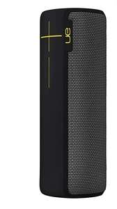 Ultimate Ears BOOM 2 Lite Wireless/Bluetooth Speaker (Waterproof and Shockproof) - Panther Edition, Black/Yellow - £62.99 @ Amazon