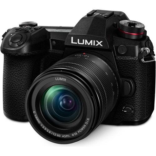 Panasonic G9 Mirrorless camera + 12-60mm OIS lens - £899 @ UK Digital