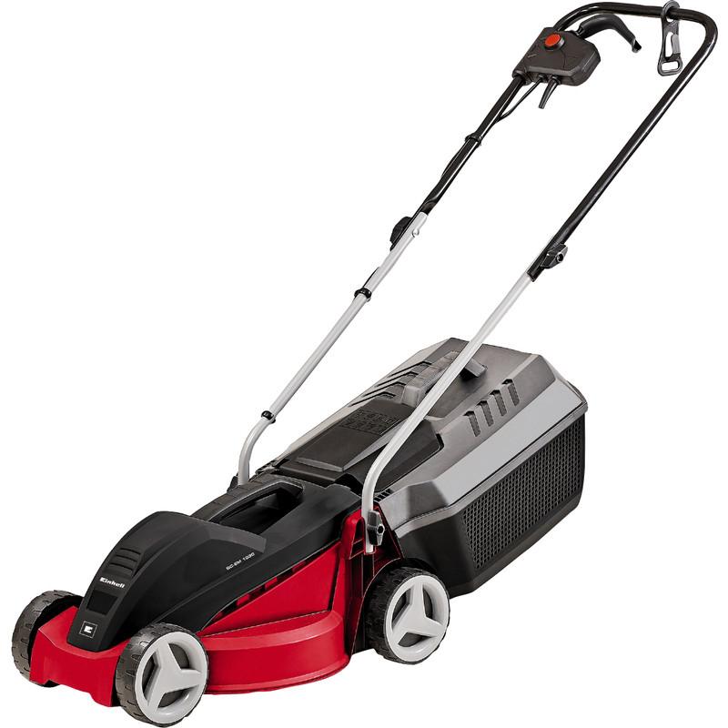 Einhell 1000W 30cm Electric Lawnmower + 200 Screws - £40.74 - Toolstation