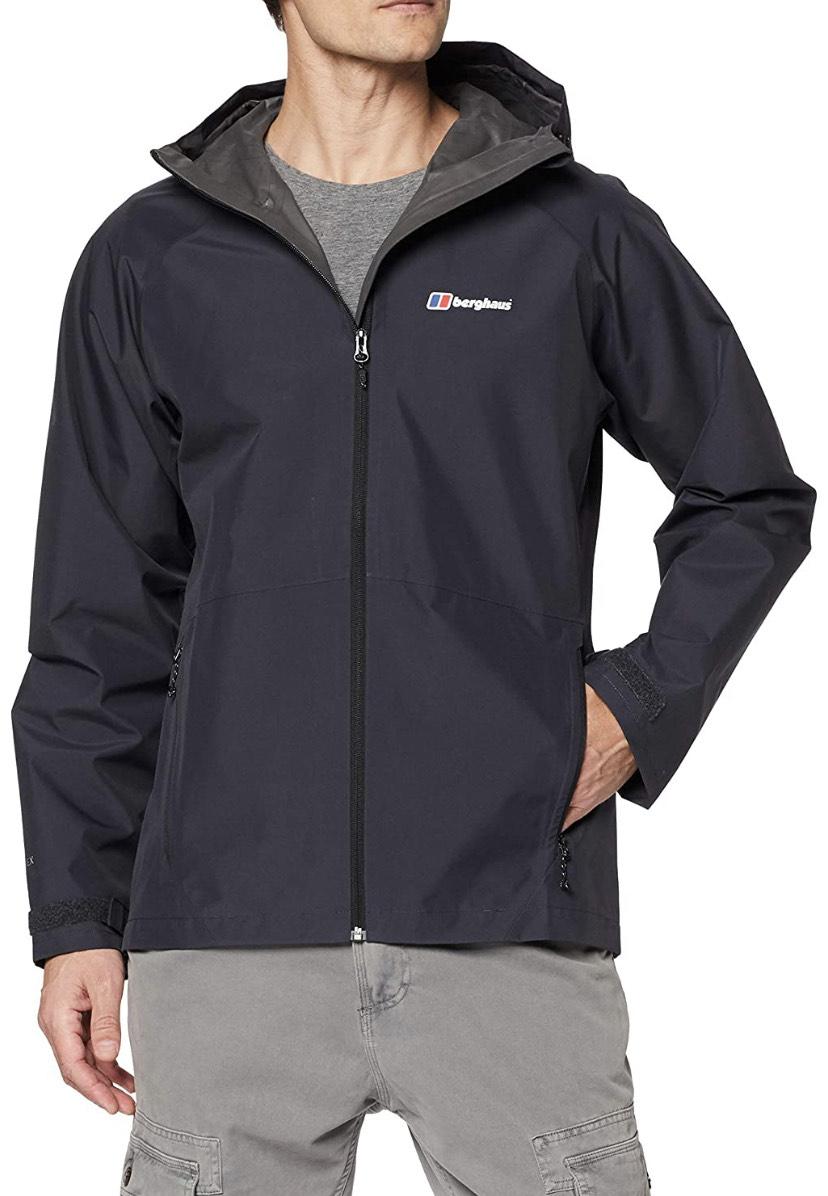 Berghaus Men's Paclite 2.0 Gore-Tex Waterproof Shell Jacket - Amazon - £71.99 @ Amazon