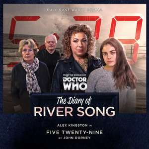 FREE Audio play - Doctor Who - 2.2. The Diary of River Song: Five Twenty-Nine @ BigFinish
