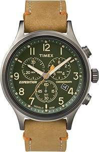 Timex Men's Expedition Scout Chronograph 42 mm Watch TW4B04400 - £46 @ Amazon