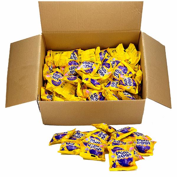 6KG Cadbury's mini eggs (Approx 160 Bags) £30 Yankee Bundles