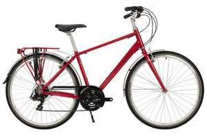 Raleigh Pioneer touring bike in red (XL only) for £439.99 delivered @ Evans Cycles