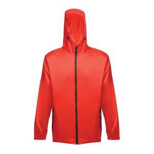 Men's Pro Packaway Breathable Waterproof Jacket Classic Red - £7.95 + £3.95 Delivery @ Regatta