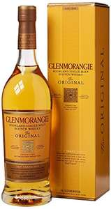 Glenmorangie 10 Year Old Single Malt Scotch Whisky, 70 cl (with Gift Box) £6.25 @ Amazon Pantry (£15 min spend / free delivery with code)