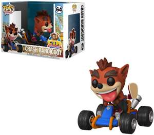 POP! Ride: Crash Team Racing Crash Bandicoot - £14.99 - Pop in a Box