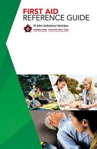 St. John Ambulance First Aid Reference Guide FREE Kindle Ebook @ Amazon