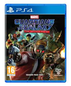 Marvel's Guardians of the Galaxy: The Telltale Series - PlayStation 4 £8.95 at Coolshop