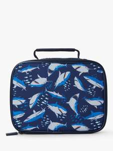 John Lewis & Partners Children's Shark Lunch Bag £9.50 delivered @ John Lewis & Partners