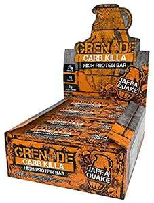 12x Grenade Carb Killa Jaffa Quake for £12 @ Amazon Pantry (£15 min spend / free delivery with code)