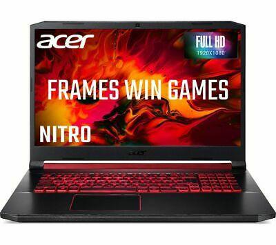 ACER Nitro 5 17.3'' Gaming Laptop - Intel Core i5 GTX 1650 256 GB SSD £699 @ Currys Ebay