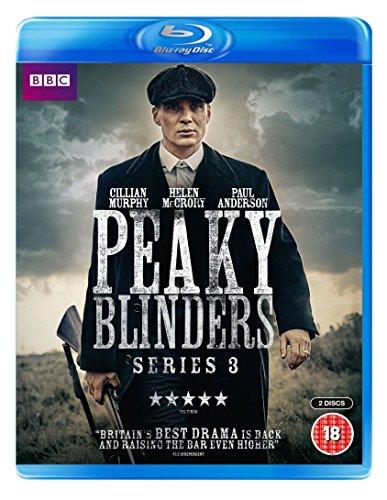 Peaky Blinders series 3 BLU RAY for £1.99 + £2.99 NP @ Amazon