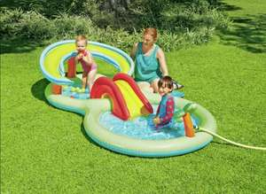 Chad Valley 8.5ft Activity Play Centre Paddling Pool - 109L - £25 ( free click and collect) @ Argos