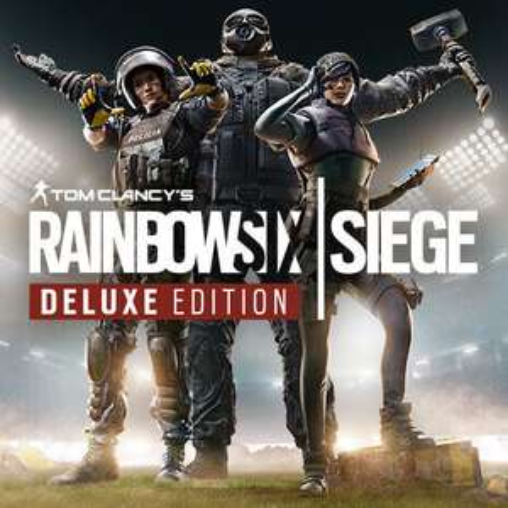 (PC) Tom Clancy's Rainbow Six Siege - Deluxe Edition £7.79 @ gamesplanet