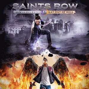Saints Row IV: Re-Elected & Gat out of Hell [Xbox One] £3.10 @ Xbox Store Hungary