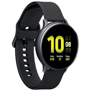 £75 off Galaxy Watch Active2 via email from Samsung e.g. 40mm BT version £194