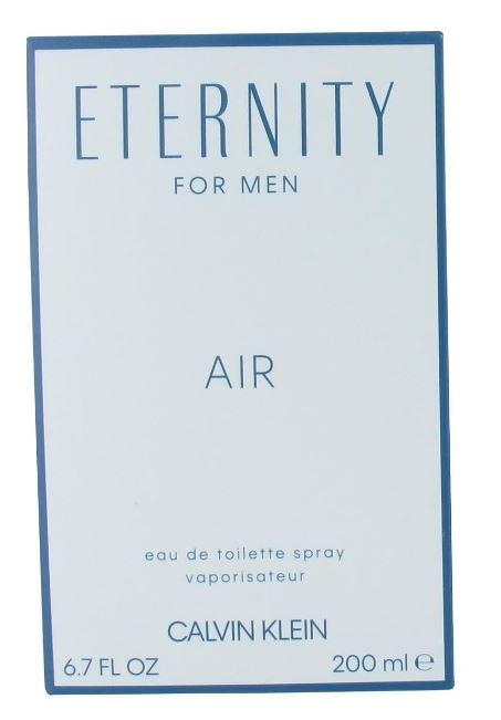 Calvin Klein Eternity Air 200ml Eau de Toilette Spray for Men £26.90 at PerfumePlusDirect