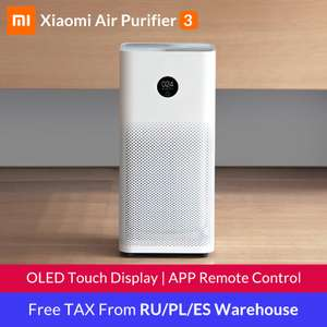Xiaomi Air Purifier 3 £130.17 Delivered from EU @ AliExpress Deals / Xiaomi Lifestyle Store