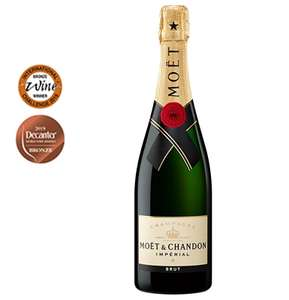 Moët & Chandon Impérial Brut NV £33.45 delivered Waitrose Cellar