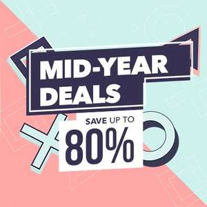 Mid-Year Sale @ PlayStation PSN Indonesia- The Division 2 £5.90 Diablo 3 Eternal Collection £11.60 Man of Medan £9.69 Heavy Rain £1.57 +MORE