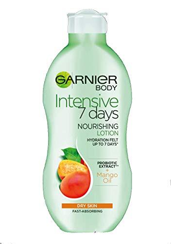 Garnier Body Intensive 7 Days Nourishing Body Lotion Mango, 400ml - £2.50 Prime / £2.38 subscribe & Save /+£4.49 Non Prime @ Amazon