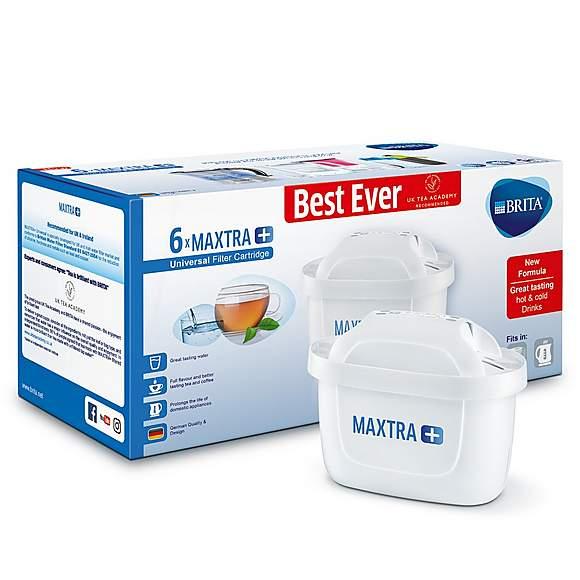 Brita Maxtra+ Pack of 6 Universal Filter Cartridges £20.30 Free C&C @ Dunelm