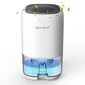 Auzkin 1L Portable Dehumidifier £42.98 @ Sold by AUZKIN-EU and Fulfilled by Amazon.