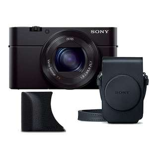 Sony Cyber-shot RX100 III Digital Camera with Grip and Case £379 delivered from Jessops