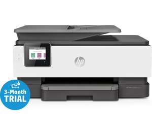 HP OfficeJet Pro 8024 All-in-One Wireless Inkjet Printer with Fax for £91.99 @ eBay / Currys