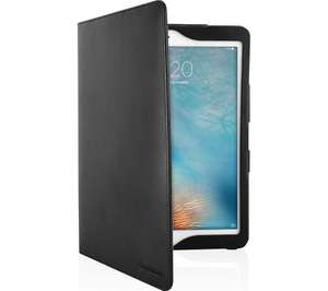"Sandstrom SIP105L17 10.5"" iPad Pro Leather Folio Case (Black) - 97p @ Currys PC World"