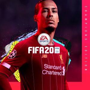 EA SPORTS™ FIFA 20 Champions Edition PS4 £19.99 at Playstation Network