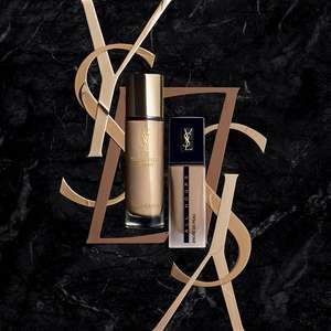 Yves Saint Laurent Beauty & Fragrance 20% Off Entire Store, Free Delivery & 2 Free Premium Samples
