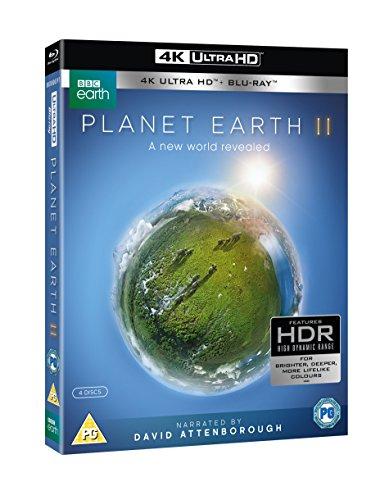 Planet Earth II [4k UHD + Blu-ray] £11.99 (Prime) + £2.99 (non Prime) at Amazon