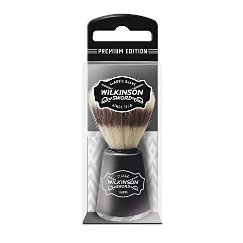 Wilkinson Sword Classic Shaving Brush for Razor Shaving - £3.50 Delivered (Prime) / £7.99 Non prime @ Amazon